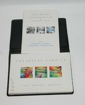 1993 Chevrolet Caprice Factory Original Owners Manual Book Portfolio #11 - $17.77