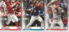 Pre-Sell 2019 Topps Update Chicago White Sox Base Team Set of 10 Basebal... - $2.49