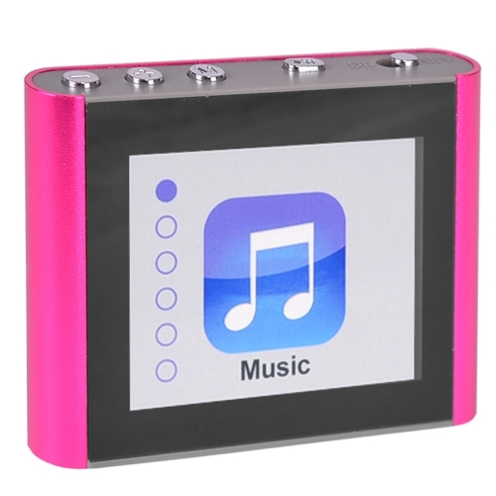 Eclipse Fit Clip Plus PK 8GB MP3 USB 2.0 Digital Music/Video Player w/1.8 LCD & for sale  USA