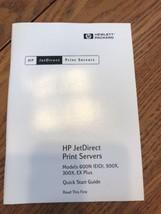 HP Hewlett Packard JetDirect 600N(EIO), 500X,300X, EX Plus Ships N 24h - $14.83