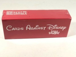 Cards Against Disney Red Box New Sealed Have A Laugh - $49.49