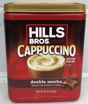 Hills Bros Double Mocha Cappuccino Cafe Style Mix 16 oz Hills Brothers - $6.57
