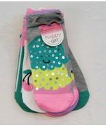 Happy Girl women's 6-pair No Show Socks Ice Cream  - $4.89