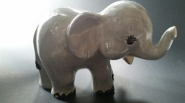 "Porcelain Grey ""Lenox""  Elephant Figurine in great condition   - $8.90"