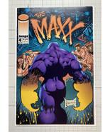 The Maxx #4 1993 Image (High Grade) - $3.00