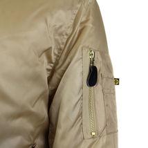 Men's Premium Multi Pocket Water Resistant Padded Zip Up Flight Bomber Jacket image 4