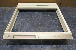 Amana Refrigertaor Crisper Frame W/ Humitity Control (W/ Pink) Part # 10469608 - $22.00