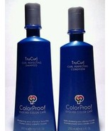 ColorProof TruCurl Curl Perfecting Shampoo 10.1oz & Conditioner 8.5oz (Set) - $32.99