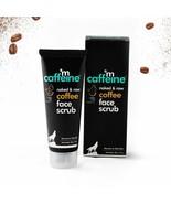 mCaffeine Naked & Raw Coffee Face Scrub, 100 gm normal to oily skin fs - $15.83