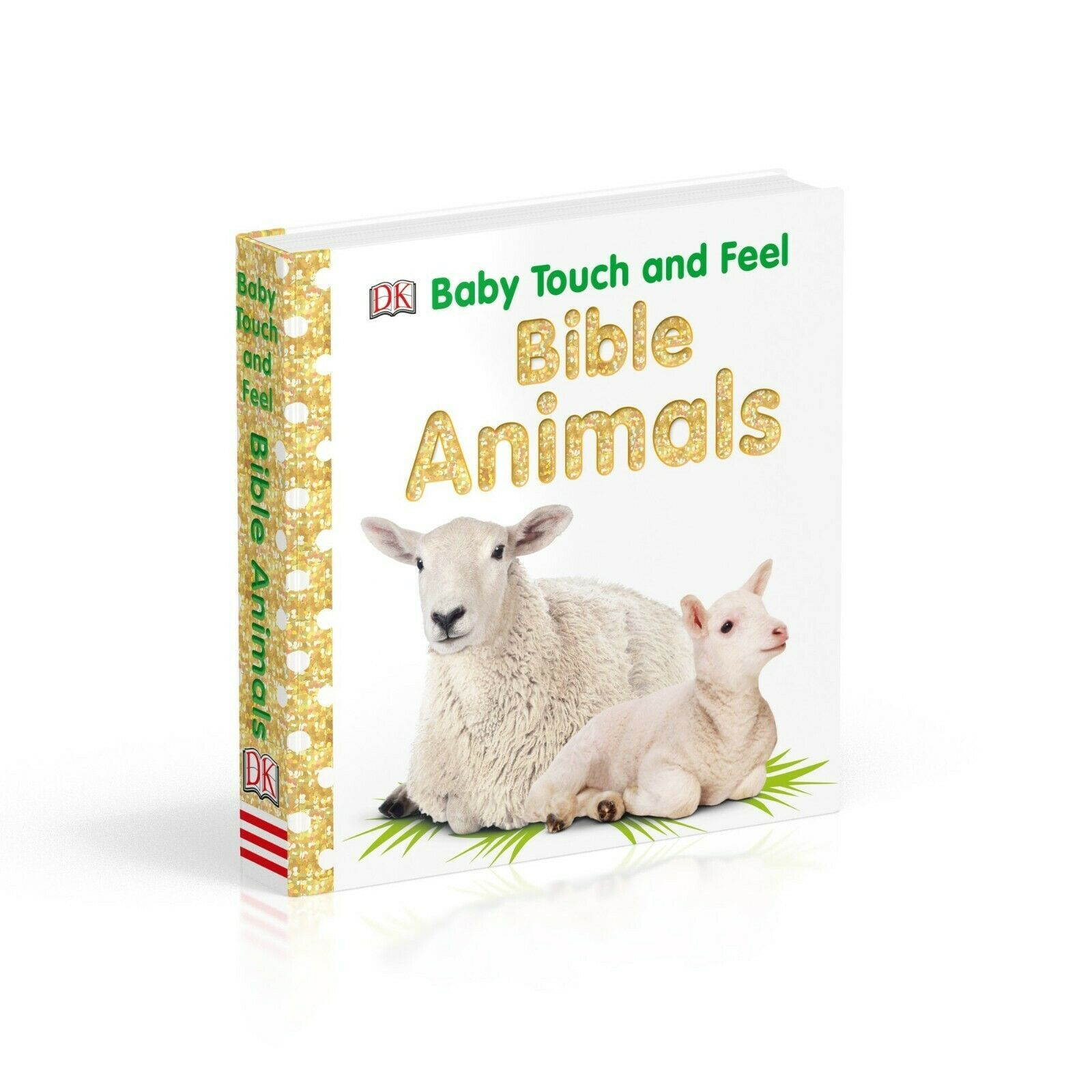 Baby Touch And Feel Bible Animals Dorling Kindersley