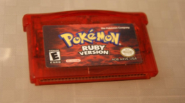 Pokemon Ruby English Custom Game Boy Advance GBA - $8.75