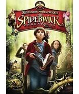 THE SPIDERWICK CHRONICLES DVD - $1.90
