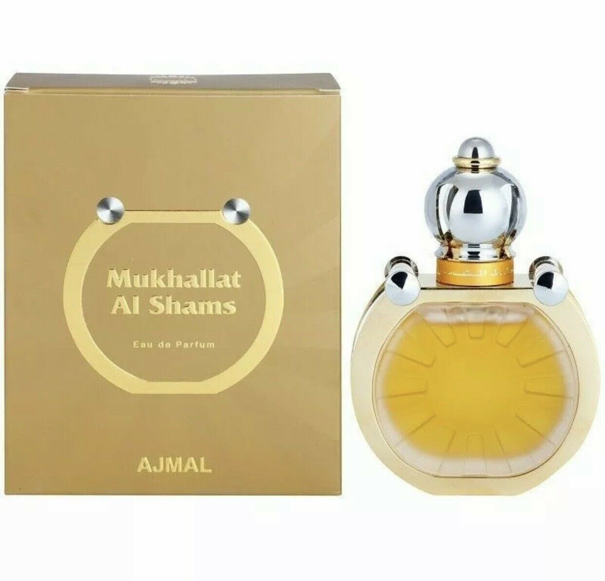 Mukhallat Al Shams by Ajmal Perfumes 50ml EDP Spray -  Express Shipping - $98.01
