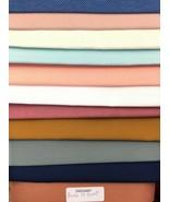 "Zweigart's Aida 14 Count Fabric Fat Quarter 18"" x 21"" Cross Stitch 17 Co... - $8.50"