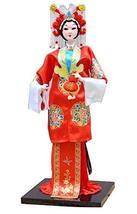 Black Temptation Traditional Chinese Doll Peking Opera Performer - Xue X... - £23.74 GBP