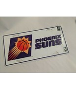 Phoenix Suns Basketball Metal License Plate Official NBA Licensed Product - $14.84