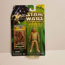 Star Wars Power of the Jedi Mon Calamari. New sealed UPC 076930846445 - $10.00