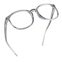 LifeArt Blue Light Blocking Glasses, Anti Eyestrain, Computer Reading Glasses wi