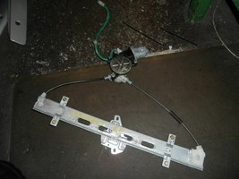 Passenger Front Window Regulator Sedan Excluding Hybrid Fits 01-05 CIVIC... - $87.12