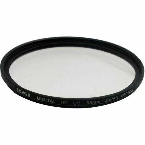 58mm UV Filter for Panasonic 12-35mm GH4 - $4.19