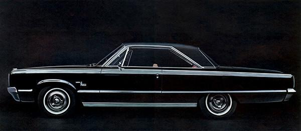 Primary image for 1965 Dodge Monaco - Promotional Advertising Poster