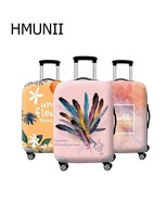 HMUNII® Fashion Travel Thicken Elastic Luggage Suitcase Protective Cover - $17.81+