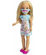 Nancy a day with mask doll for girls with famous face mask (70001621) - $56.08