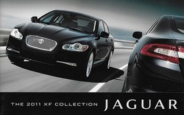 2011 Jaguar XF XFR sales brochure catalog US 11 5.0 V8 S/C R - $10.00