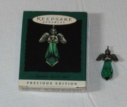 HALLMARK Keepsake Ornament 1996 Sparkling Crystal Angel Precious Edition... - $10.68