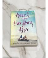 August and Everything After by Jennifer Salvato Doktorski Paperback Novel - $12.16