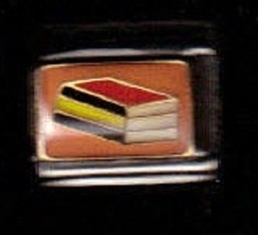 Books Wholesale Italian Charm 9MM K#14 - $8.95