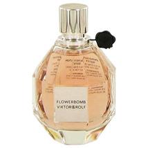 Viktor & Rolf Flowerbomb Perfume 3.4 Oz Eau De Parfum Spray  image 4