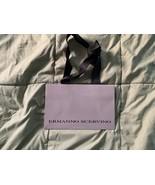 "NEW Ermanno Scervino Small Shopping Gift Bag Designer 9 7/8"" X 6 3/8"" - $9.89"