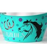 Horse Basket, Personalized oval Basket, Easter Basket, Girls Basket, Pla... - $17.00