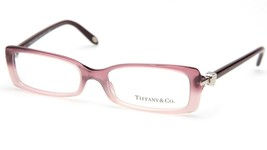 New Tiffany & Co. Tf 2035 8109 Purple Eyeglasses Frame 50-16-135 B26 Italy - $163.34