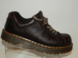 Dr. Martens Men's Brown Leather Oxford Casual Dress Shoes Size 11 M 10938 - $46.71