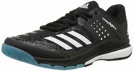 adidas Women's Crazyflight X Volleyball Shoe 14 Black/White/Light Solid ... - €67,71 EUR