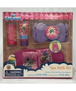 The Smurfs Spa Bath Set as pictured - $13.98