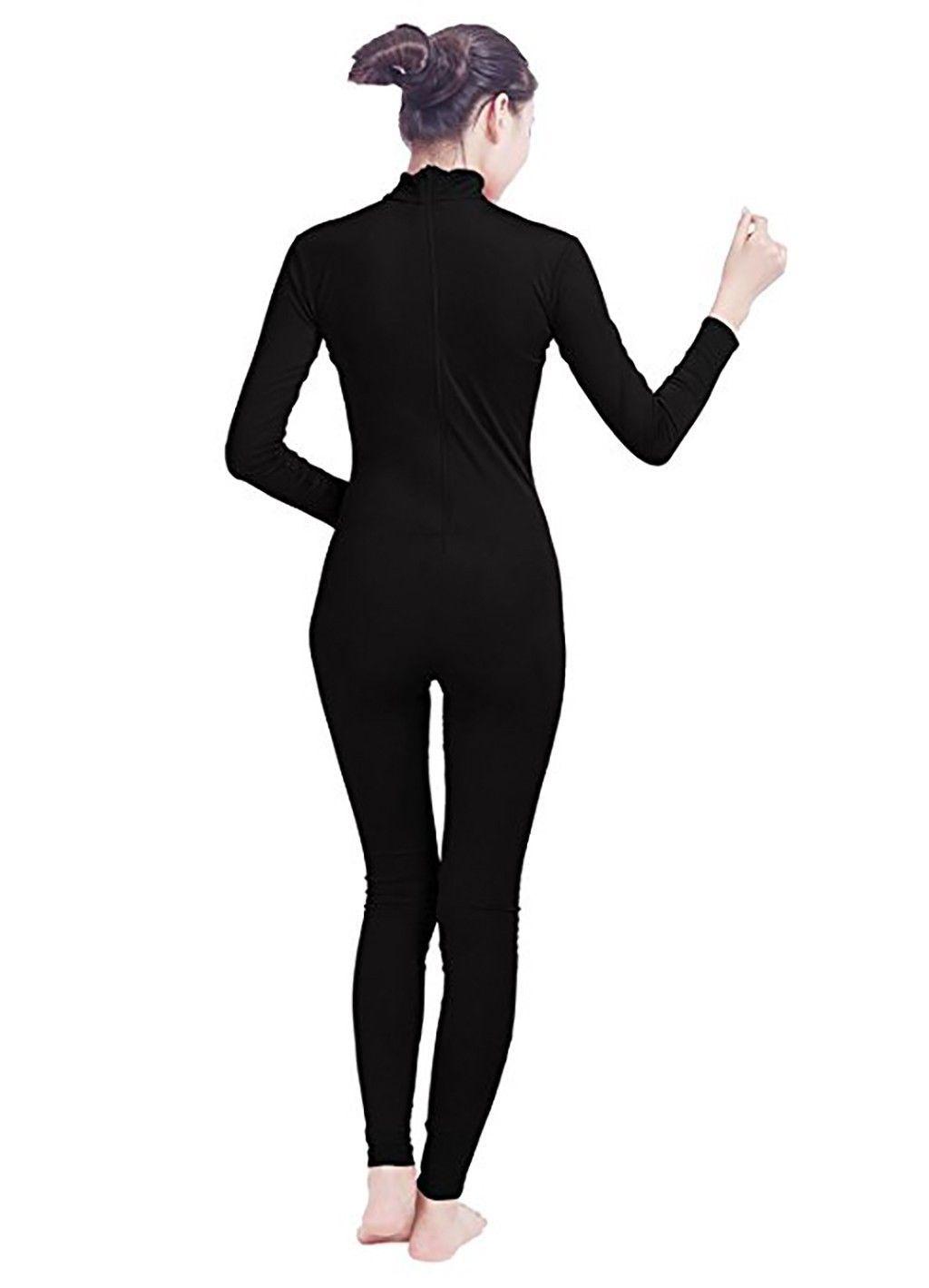 DH Zentai Suit Spandex Lycra Full Body Yoga Suit  Dance wear Performance Suit