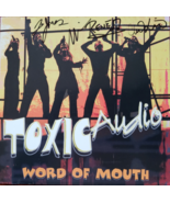 Toxic Audio - Word of Mouth 2005 Autographed CD - $15.95