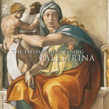PALESTRINA with The Tallis Scholars - 2 CD SET