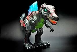 Walking Dinosaur Spinosaurus Light Up Kids LED Toy Figure Sounds Real Mo... - $13.74