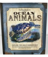 OCEAN ANIMALS By Phyllis Perry Hardcover Great Barrier Reef 3 Demential - $15.83