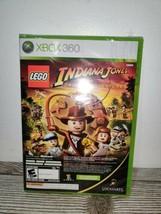 New Sealed XBOX 360  : LEGO INDIANA JONES + KUNG FU Panda COMBO  - $11.96