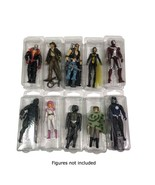 25 Protectors for Most Loose 3.75 Star Wars GI Joe & More Action Figures - $34.99