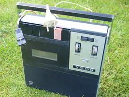 Rare Vintage Soviet Russian VESNA 306 Cassette Recorder About 1975 - $178.19