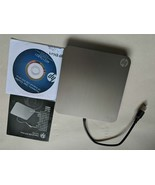HP External USB DVD Drive Part No. 601223-001 Pre-Owned - $29.70