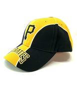Pittsburgh Pirates Vintage MLB Cotton Two-Tone Cap (New) by Twins Enterp... - $27.99