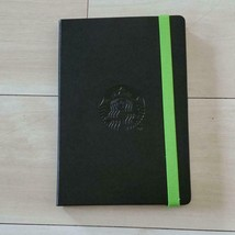 Starbucks × Moleskin Collaboration notebook Grid Type - $54.45