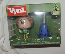 Nouveau Funko Elfe Pot Narwhal Vinyle de Collection Noël Vynl S Ferrell ... - $14.81